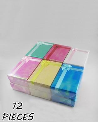 Les 12 Boites Cadeau