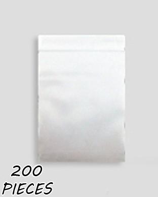 Les 200 Sacs plastique